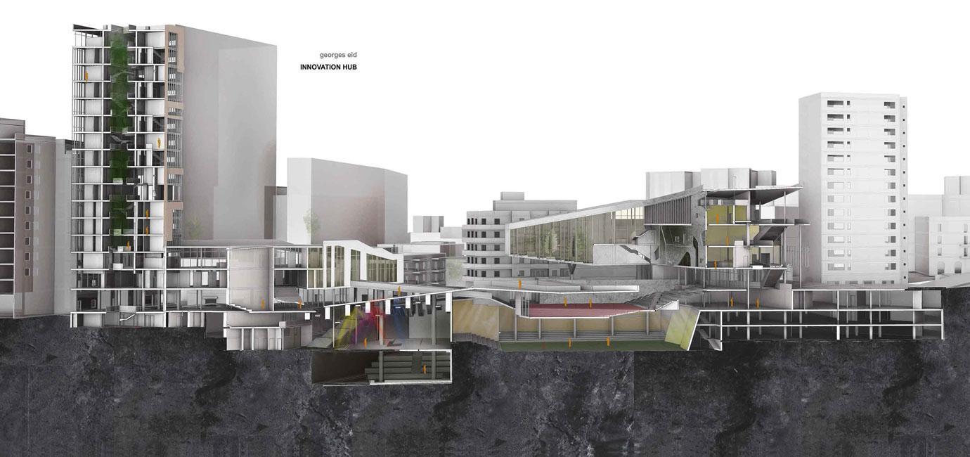 Architecture Graduates Exhibit their Work in Venice